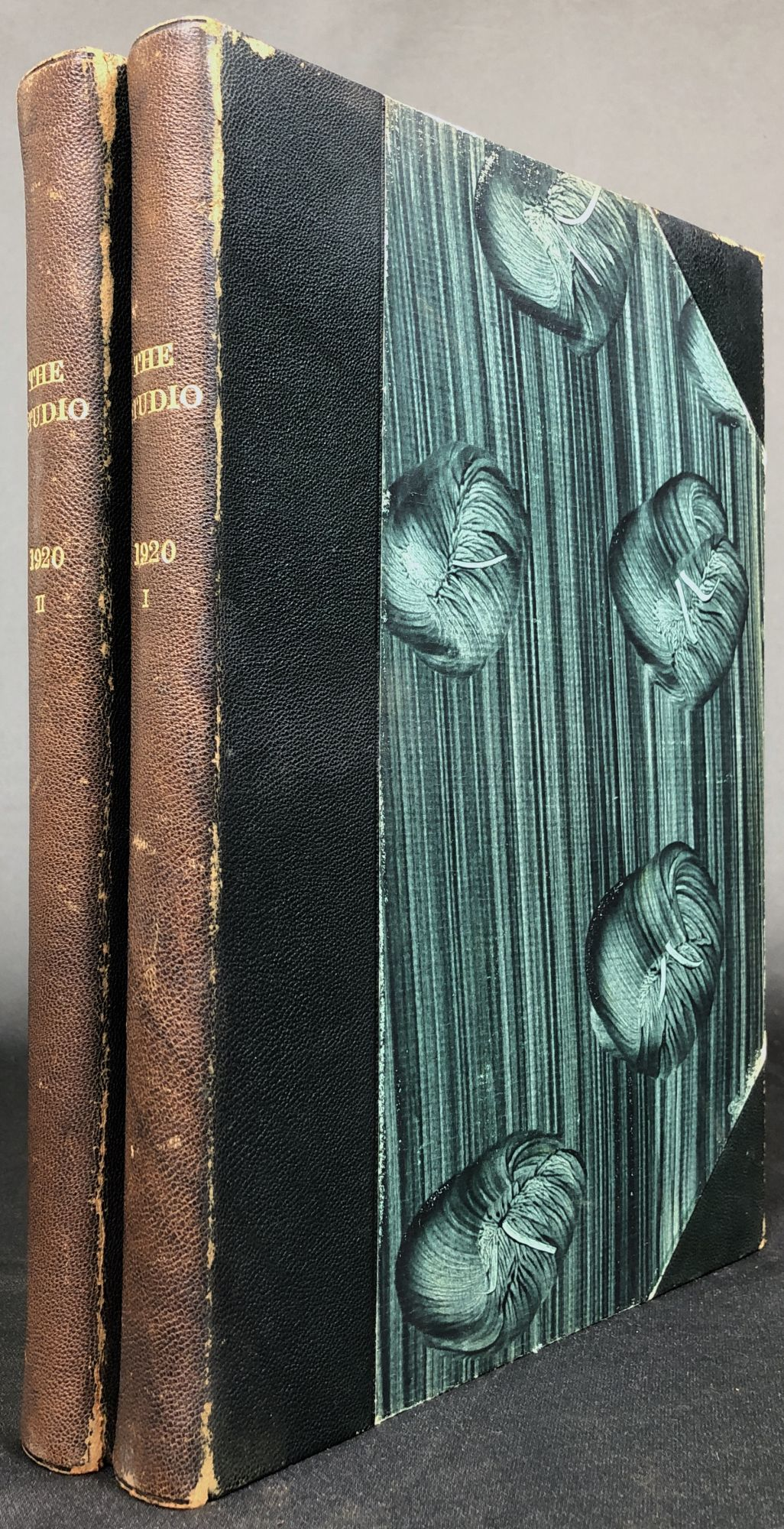 N A Studio An Illustrated Magazine Of Fine And Applied Art Volume 1st Ed 1920 Ebay