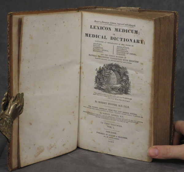 Lexicon Medicum; or Medical Dictionary; Containing an Explanation of ...