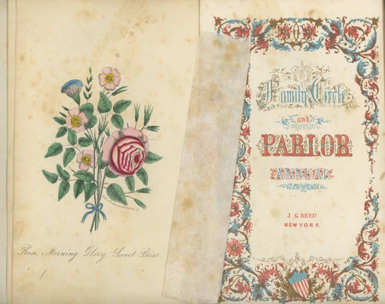 The Family Circle and Parlor Annual. n/a.