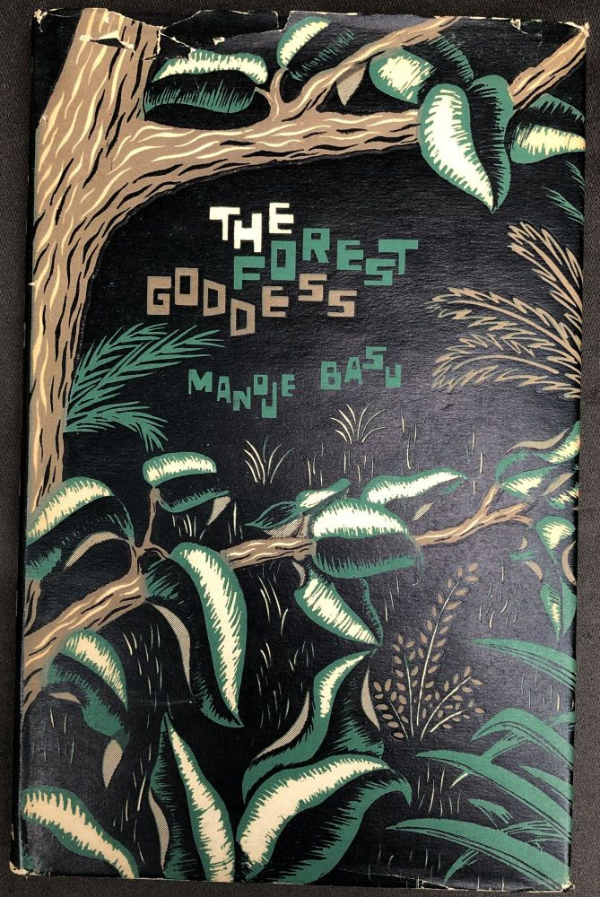 The Forest Goddess. Manoje Basu.