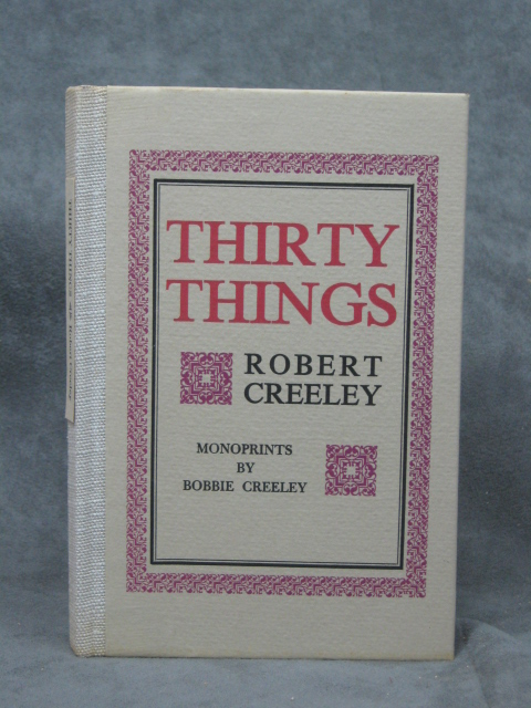 Thirty Things Limited Edition With Color Print