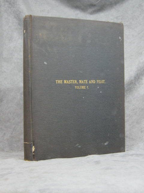 Bound volume of the first 12 issues of The Master...