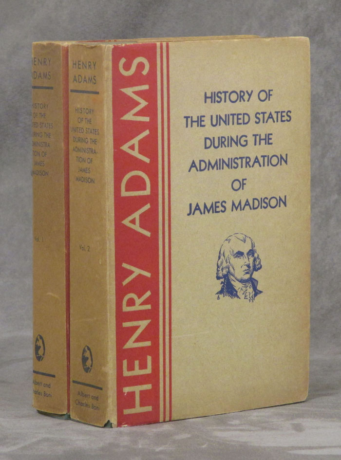 History of the United States of America during The Administration...