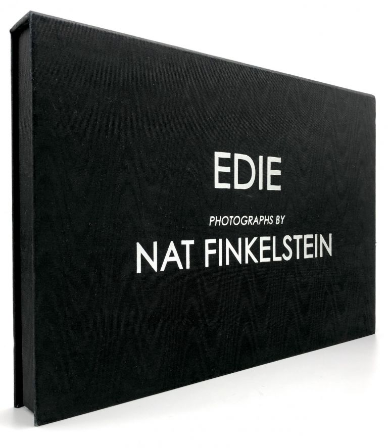 Edie Sedgwick: A Portfolio of Four Original Photographs by Nat Finkelstein, c. 1965-66 -- 1/3 artists proofs. Nat Finkelstein, The Factory Andy Warhol.