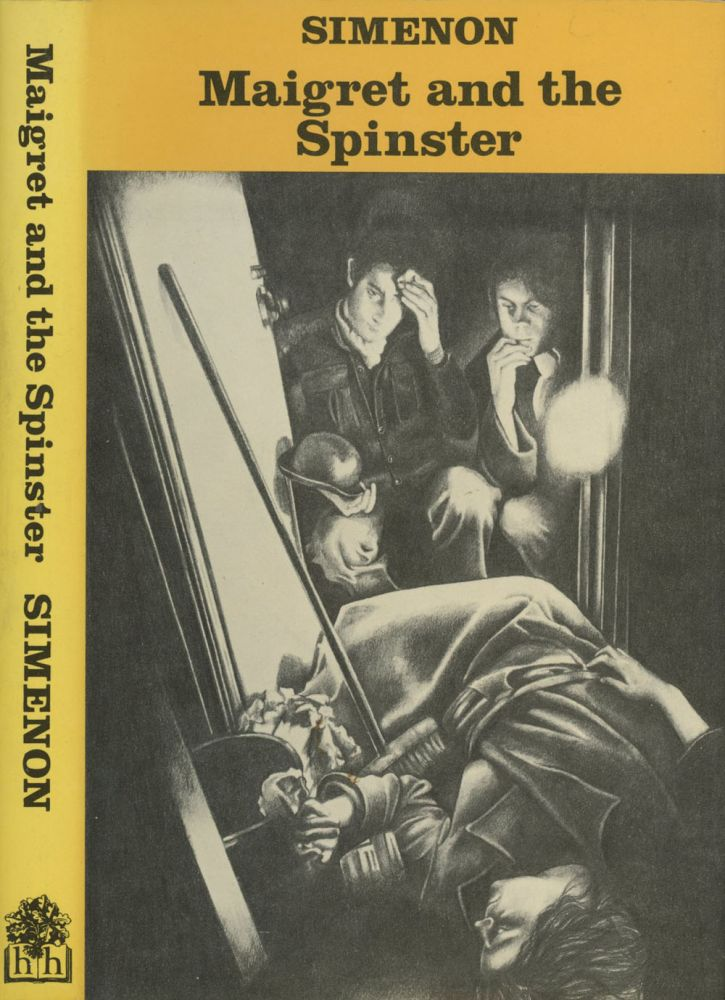 Maigret and the Spinster. Georges Simenon.