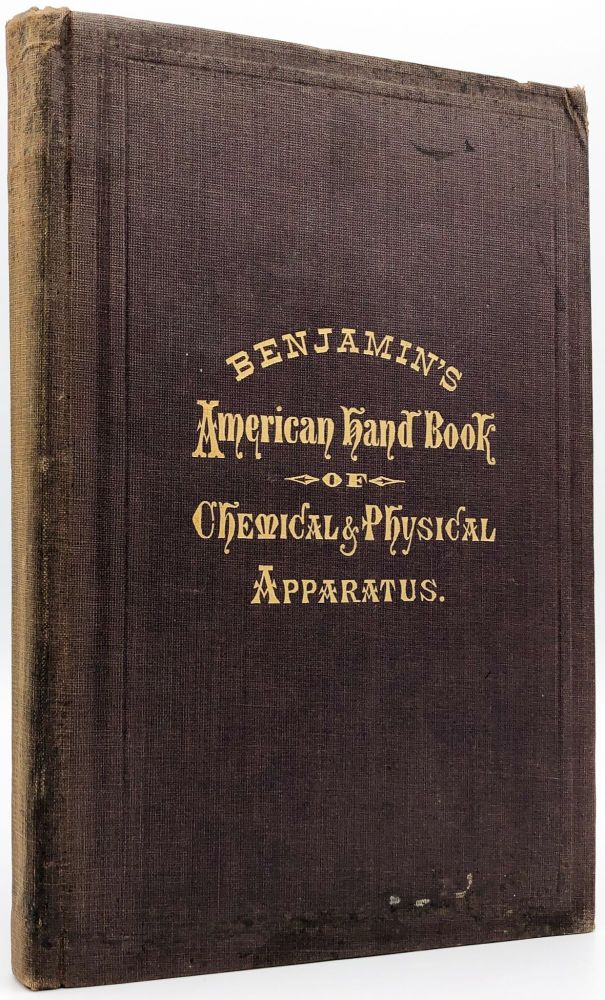 American Hand-Book of Chemical and Physical Apparatus, Minerals, Fossils, Rare...