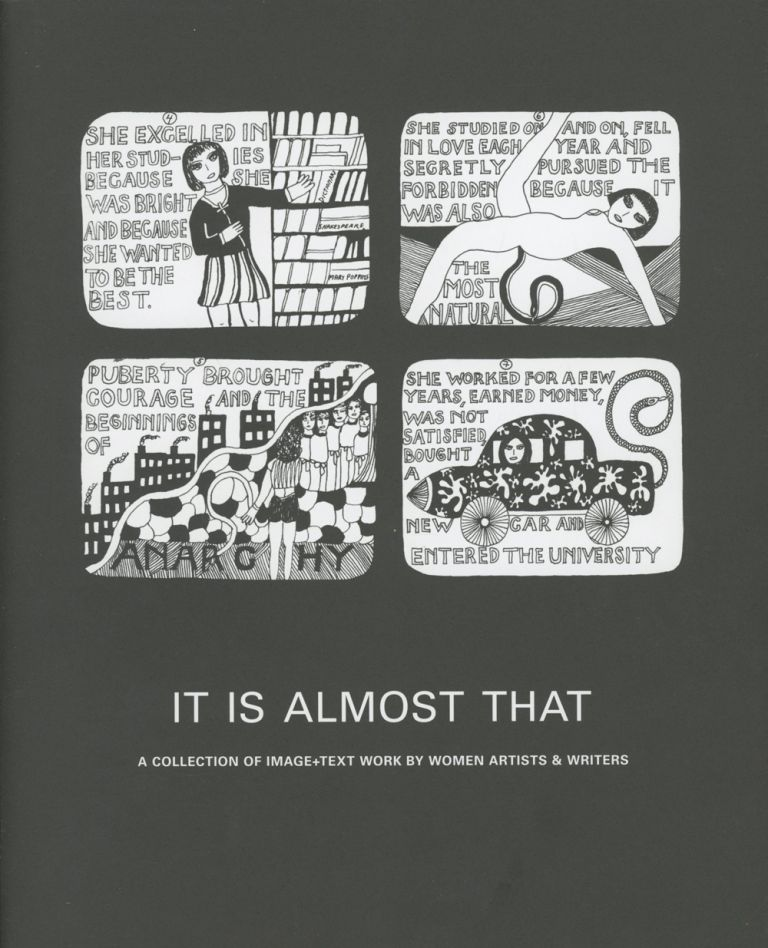 It Is Almost That: A Collection of Image + Text...