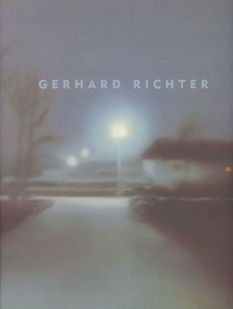Gerhard Richter: Eine Privatsammlung / A Private Collection. Fernando Frances, Jurgen Schilling, Gerhard Richter.
