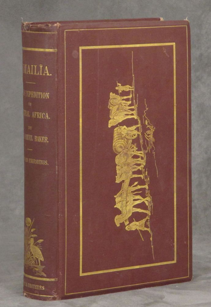 Ismailia: A Narrative of the Expedition to Central Africa for...