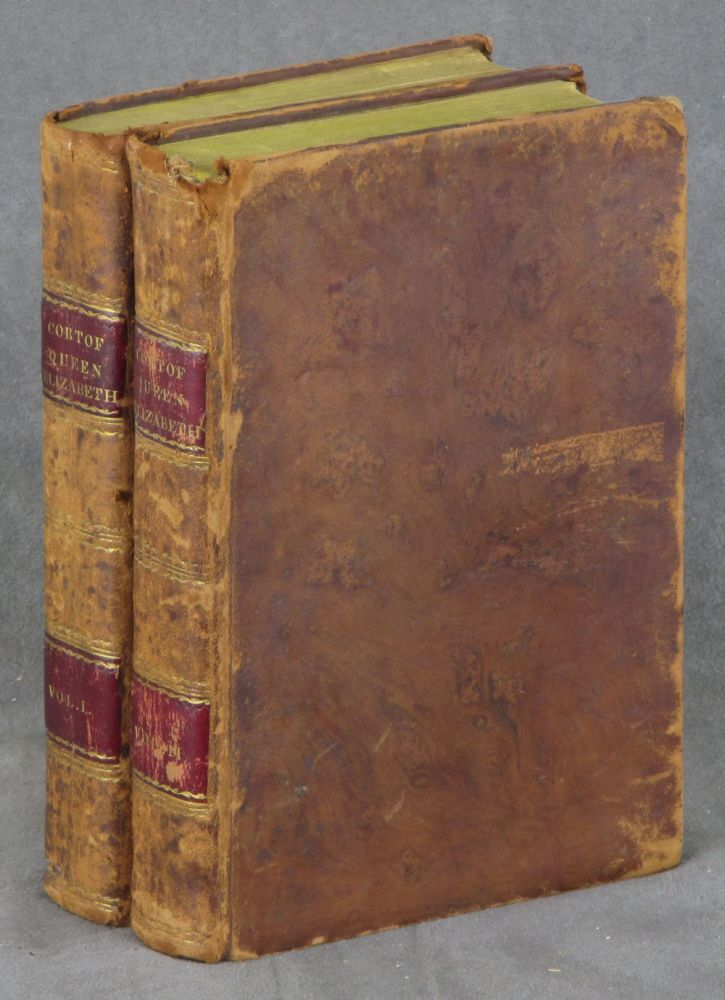 Memoirs of the Court of Queen Elizabeth, 2 volumes