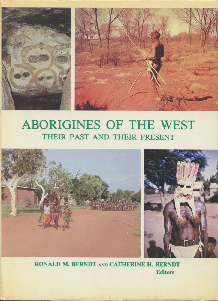 Aborigines of the West: Their Past and Their Present