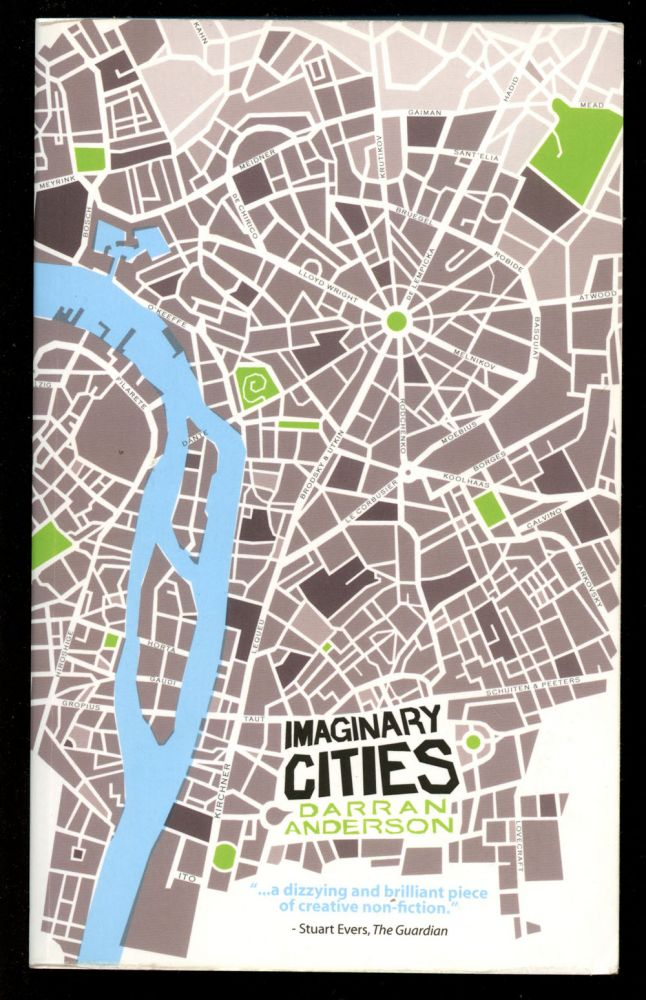 Imaginary Cities. Darran Anderson.