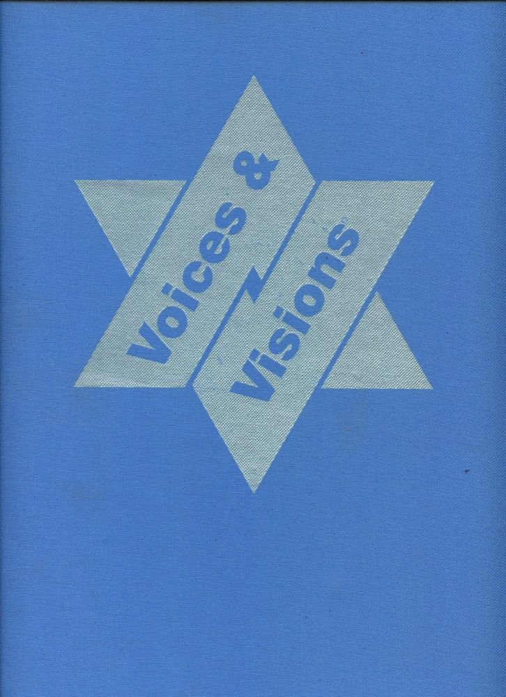 Voices & Visions. Tom Teicholz, Foreword.