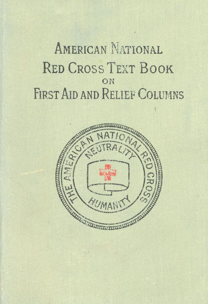 a0213ef2c53 View Image 1 of 1 for American National Red Cross Text-Book on First Aid