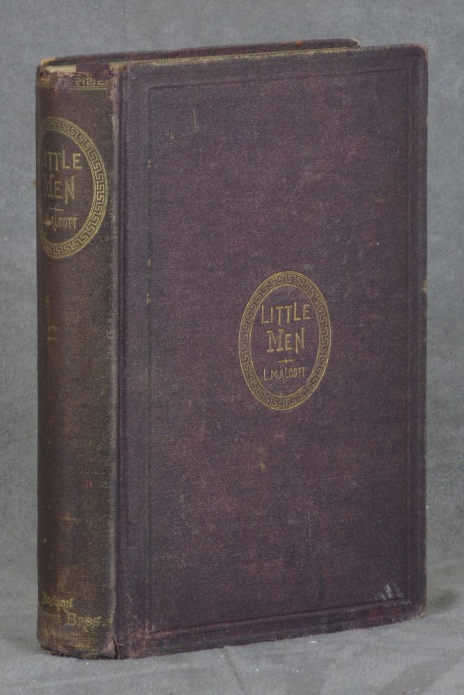 Little Men, Life at Plumfield with Jo's Boys, First edition 1871