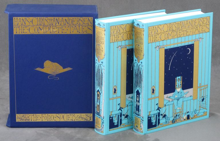 The Complete Tales of Hans Christian Andersen (Two volumes in...