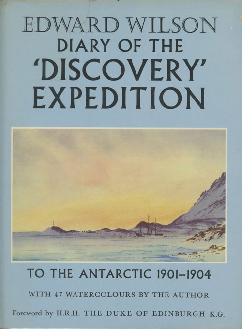 Diary of the Discovery Expedition to the Antarctic Regions, 1901-1904