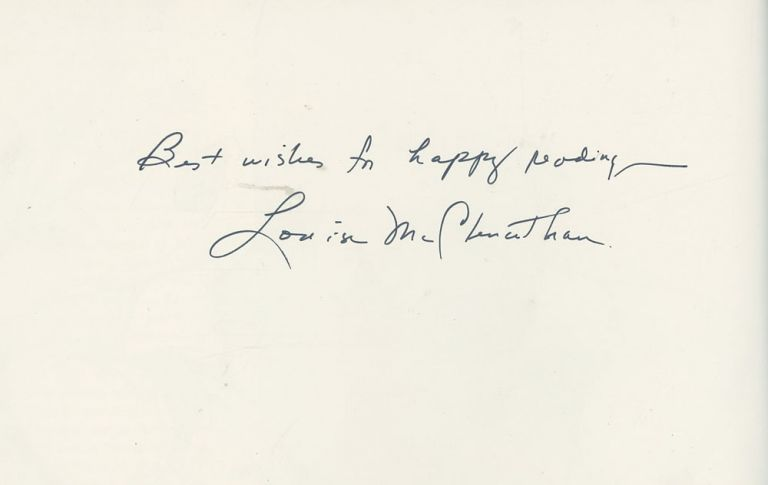 The Easter Pig, Inscribed by Louise McClenathan! Louise McClenathan, Rosekrans Hoffman.