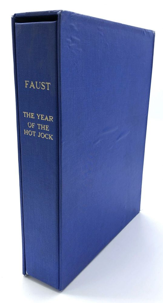 Original typescript of The Year of the Hot Jock and other stories. Irvin Faust.