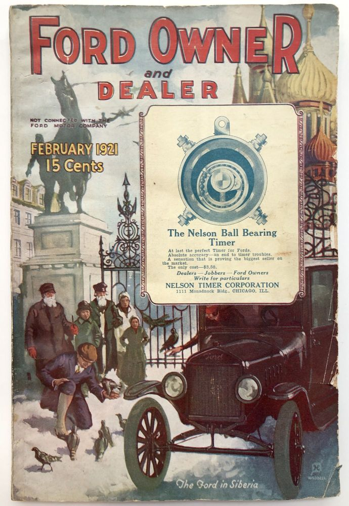 Ford Owner and Dealer, February 1921