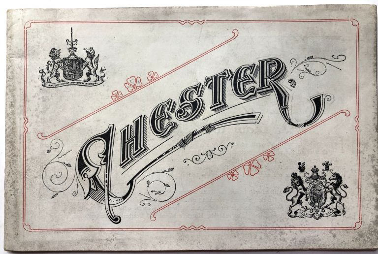 1910s guidebook to Chester (England)