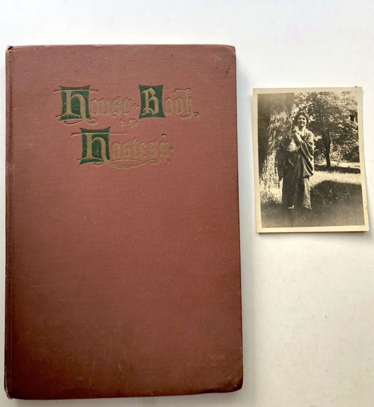 """1916 guest book from the filming of """"The Crisis"""" in Vicksburg, Mississippi. Margaret Fawcett Bessie Eyton."""