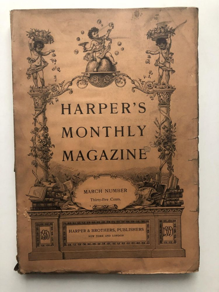 Harper's New Monthly Magazine, March 1909. James Branch Cabell, Norman Duncan.
