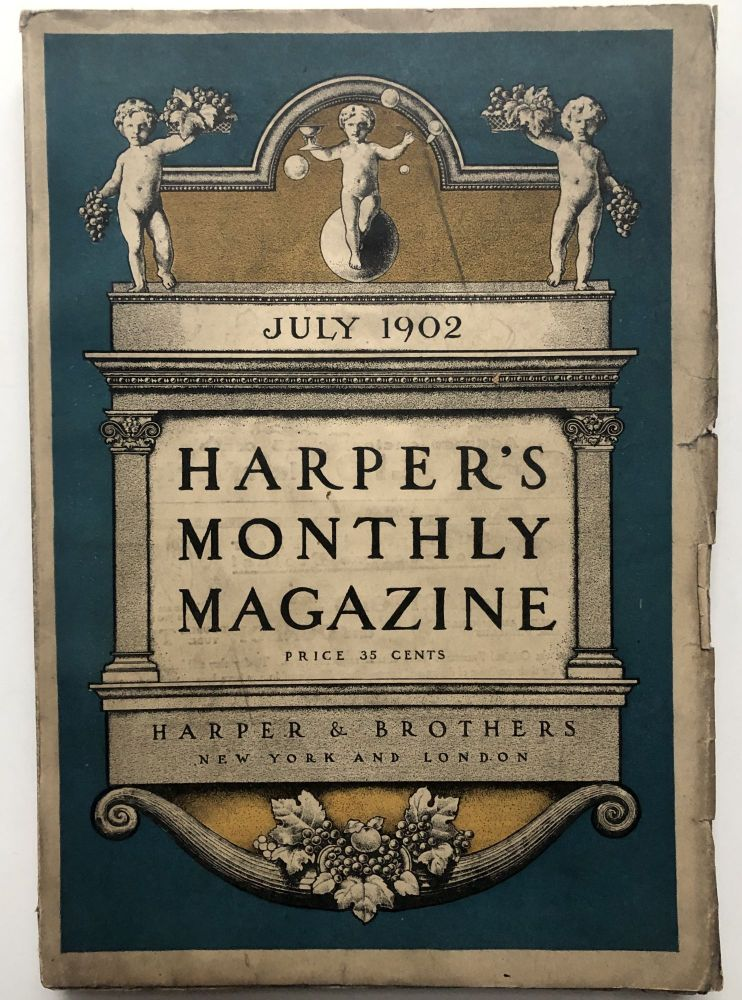 Harper's New Monthly Magazine, July 1902. Henry S. Kirk Edmund Gosse, Edwin A. Abbey.