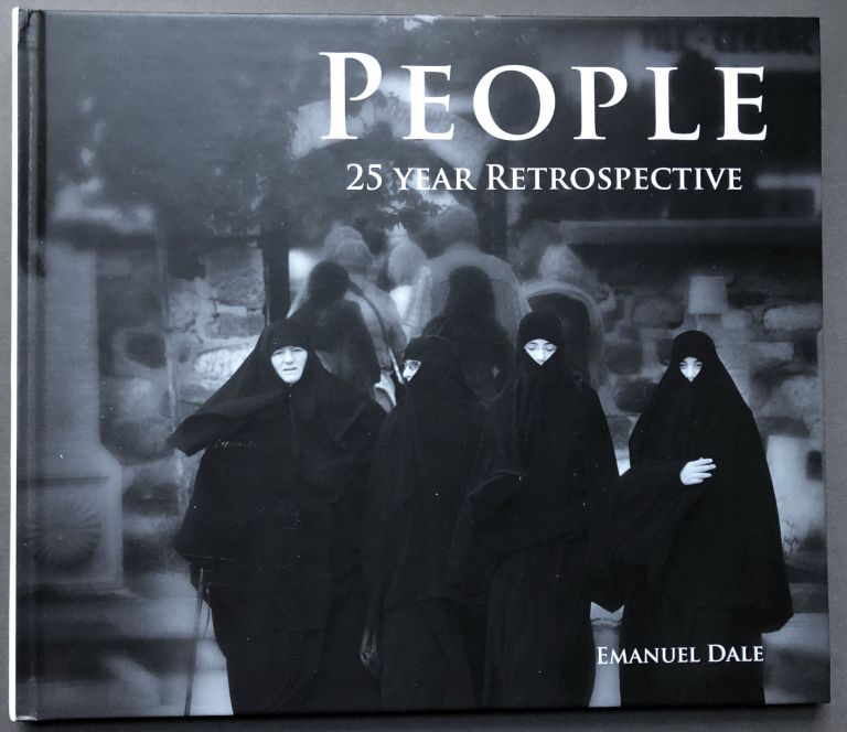 People, 25 Year Retrospective. Emanuel Dale.