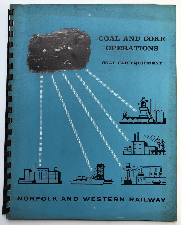 Coal and Coke Operations, Coal Car Equipment (1960). Norfolk, Western Railway.