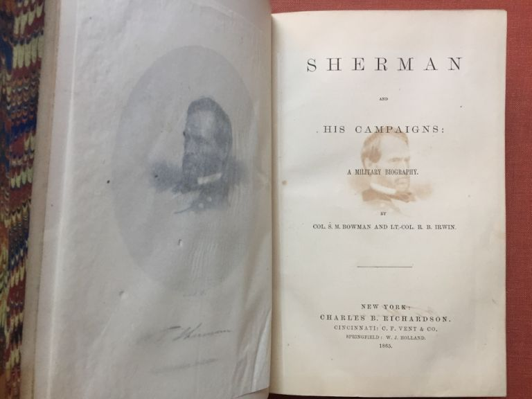 Sherman and His Campaigns (1865)
