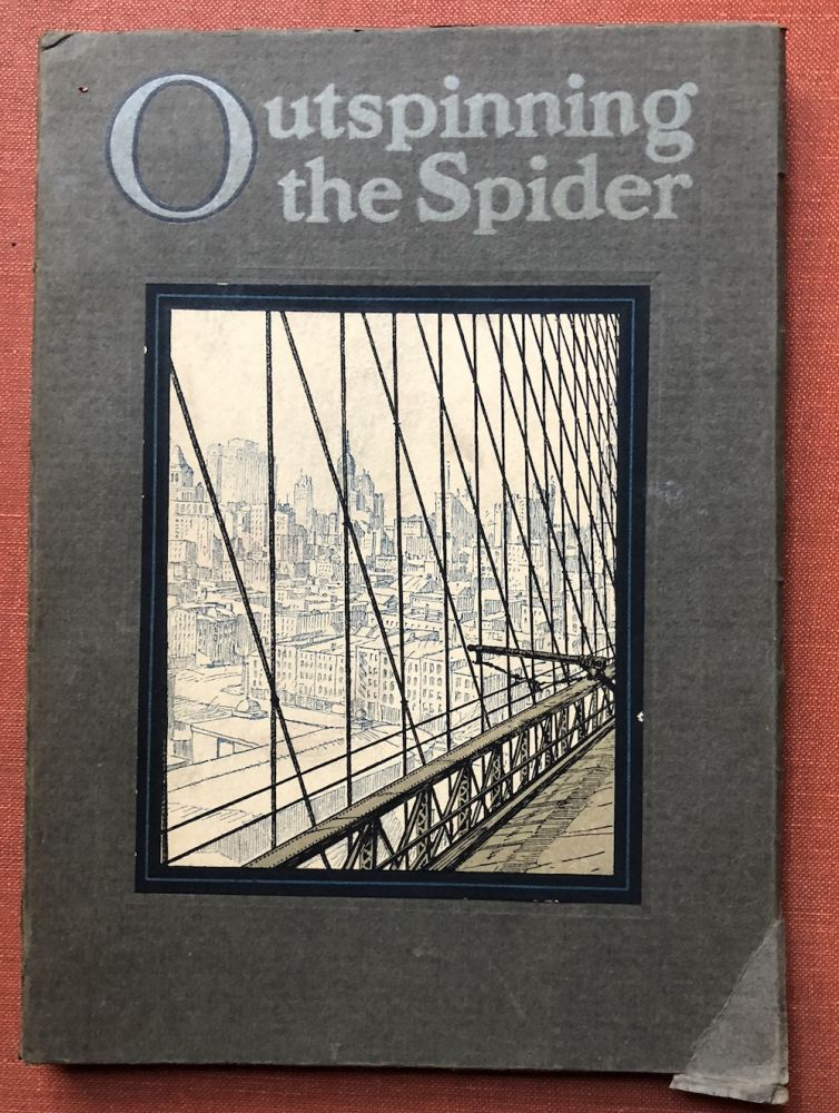 Outspinning the Spider, the story of wire and wire rope