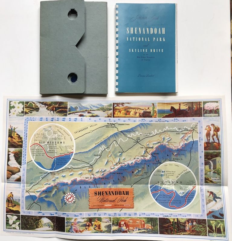 Illustrated Guide to Shenandoah National Park and Skyline Drive in...