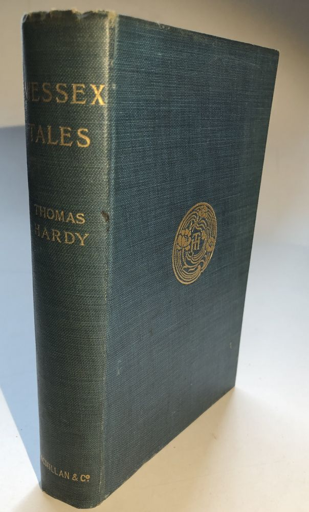 Wessex Tales - the copy of a Sam Hardy. Thomas Hardy.
