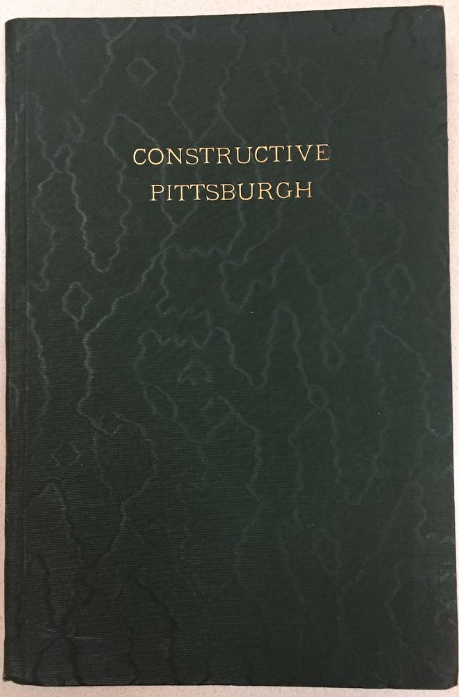 Constructive Pittsburgh, a Review of the Babcock Administration