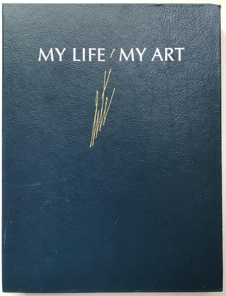 My Life / My Art, An Autobiography - signed limited edition. Erté.