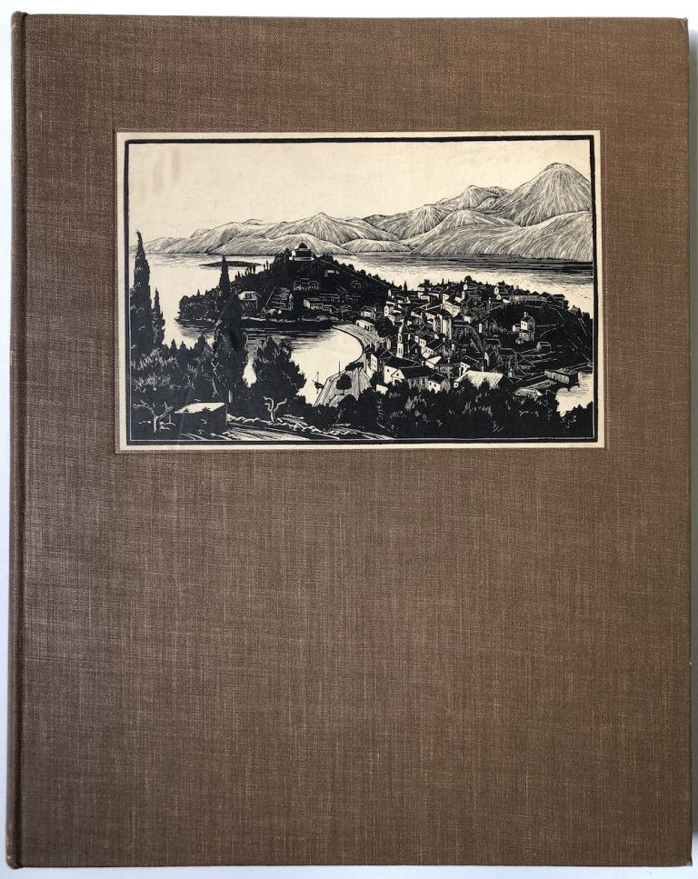 Woodcuts: Examples Of The Work Of Clare Leighton. With An Introduction By Hilaire Belloc. Clare Leighton.