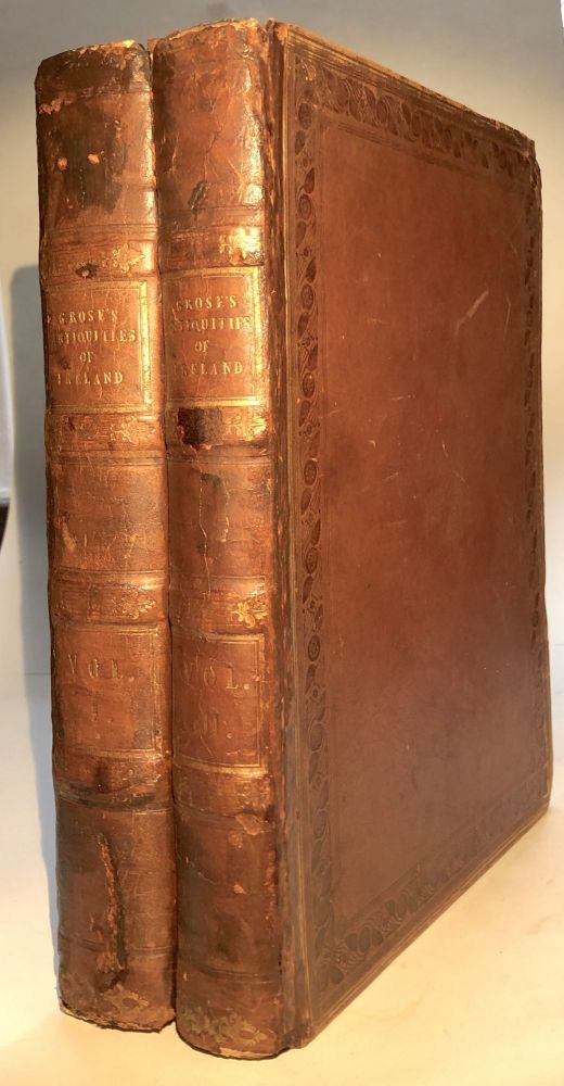 The Antiquities of Ireland, 2 volumes. Francis Grose.
