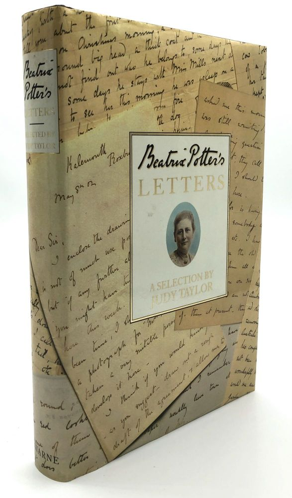 Beatrix Potter's Letter, a Selection by Judy Taylor. Beatrix Potter, ed. Judy Taylor.