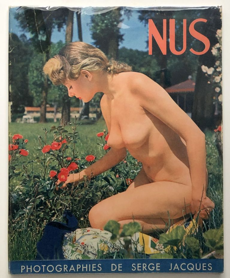 NUS, Album No. 8. Serge Jacques.
