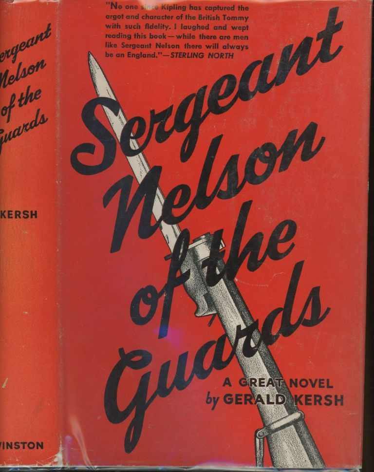 Sergeant Nelson of the Guards. Gerald Kersh.