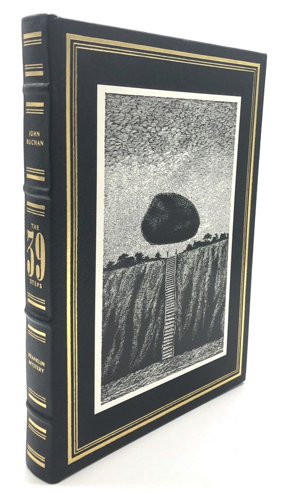 The 39 Steps, with the illustrations of Edward Gorey - full leather edition. Joh Buchan.