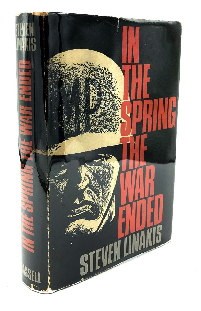 In the Spring the War Ended -- screenwriter William Goldman's copy with his notes and marks (he adapted the novel into a screenplay). Steven Linakis.
