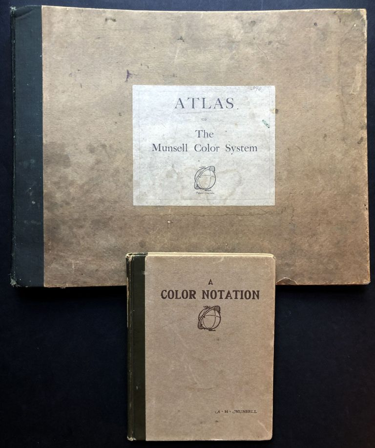 A Color Notation & Atlas of the Munsell Color System. A. H. Munsell.