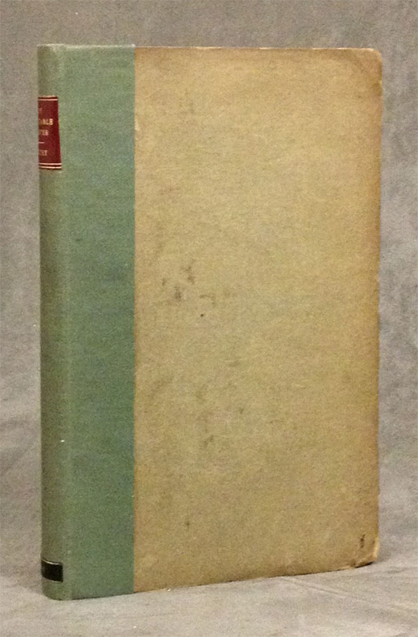 The Profitable Planter; A Treatise on the Theory and Practice of Planting Forest Trees in Every Description of Soil and Situation; More particularly on Elevated Sites Barren Heaths Rocky Soils &c.; Including Directions for the Planting and Management of Permanent Screens; with useful hints on Shelter and Ornament. W. Pontey, William Pontey.