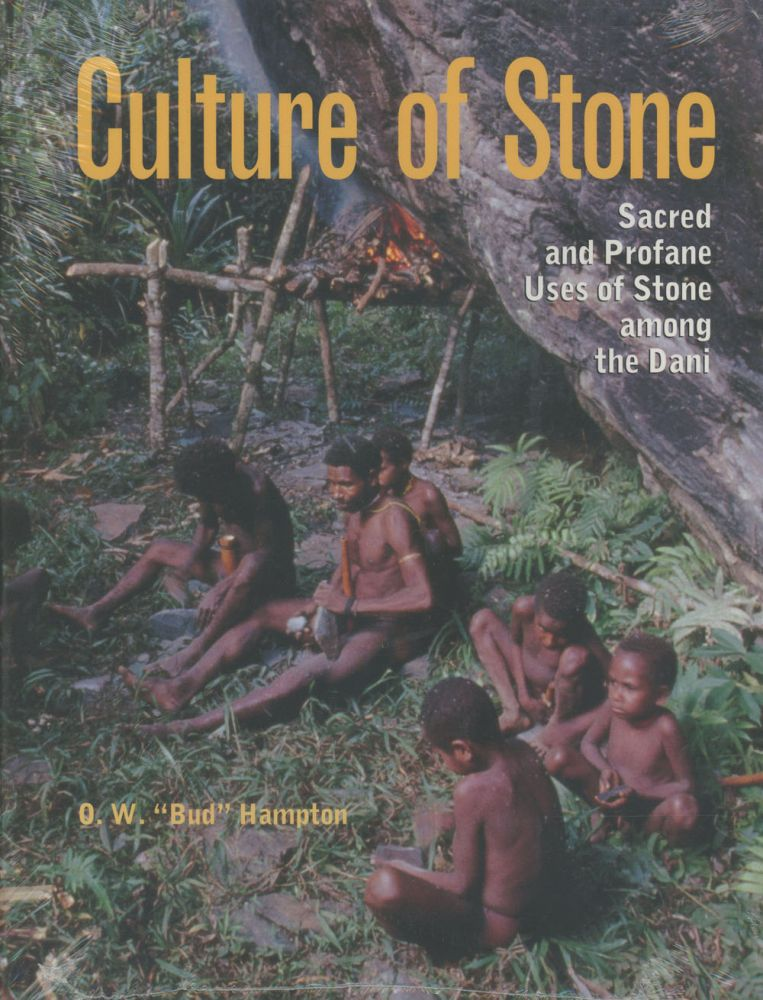 Culture of Stone: Sacred and Profane Uses of Stone Among...