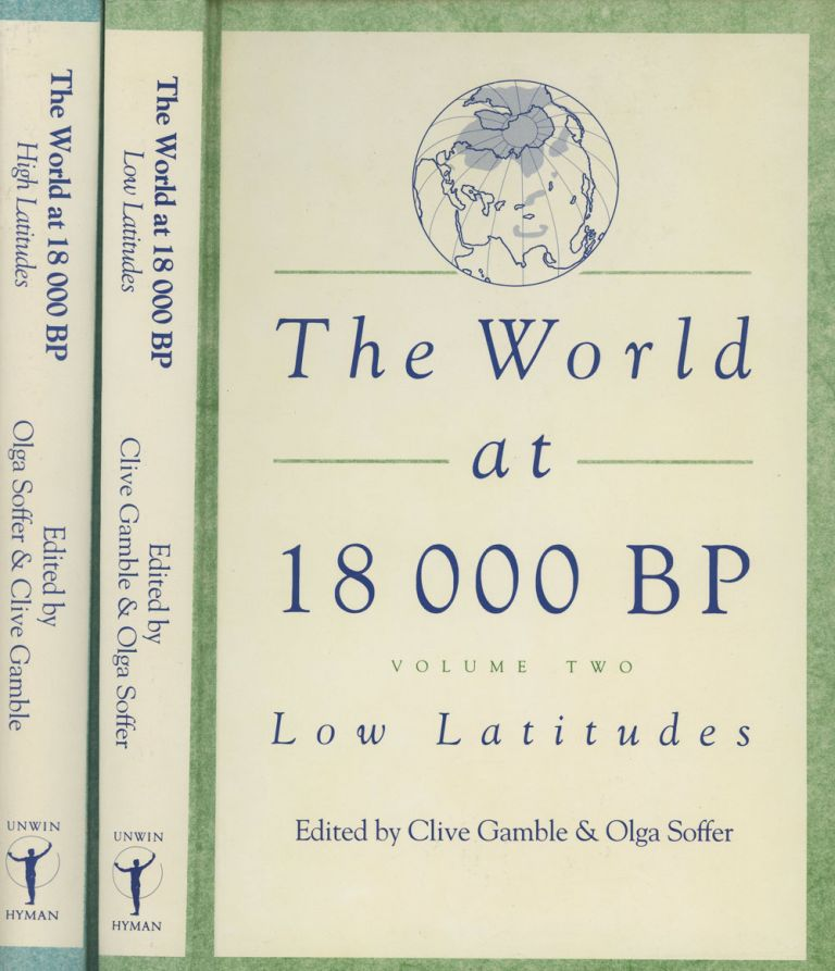 The World at 18,000 / 18 000 BP, 2 vols.--Volume...