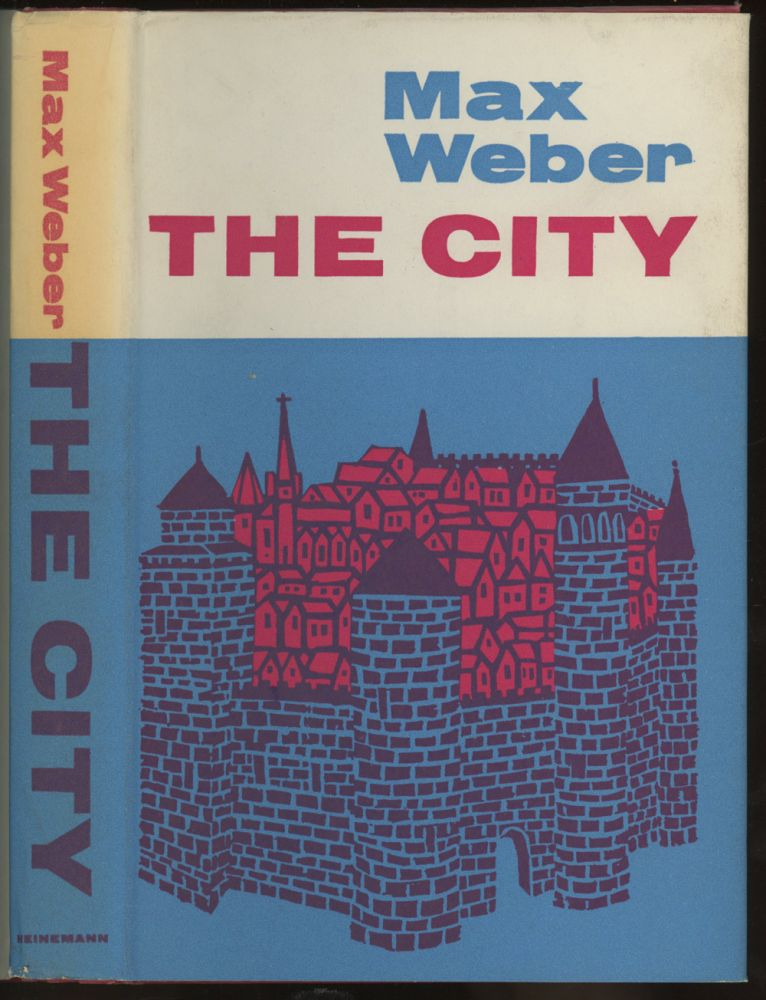 The City. Max Weber, Don Martindale, Gertrud Neuwirth.