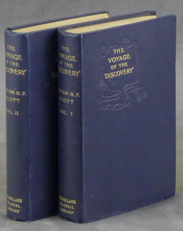 The Voyage of the 'Discovery', Complete in Two Volumes (Macmillan's...