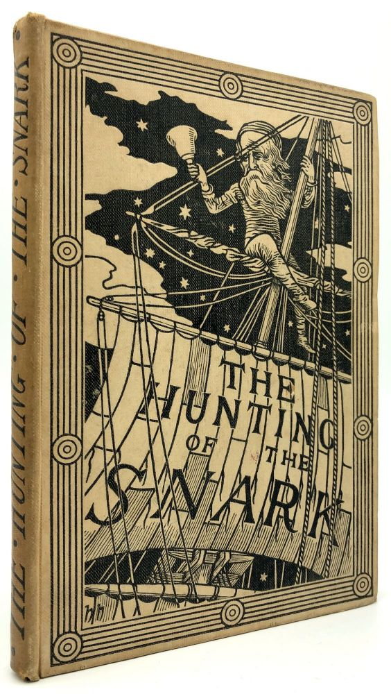 The Hunting of the Snark, an Agony in Eight Fits. Lewis Carroll, Henry Holiday.